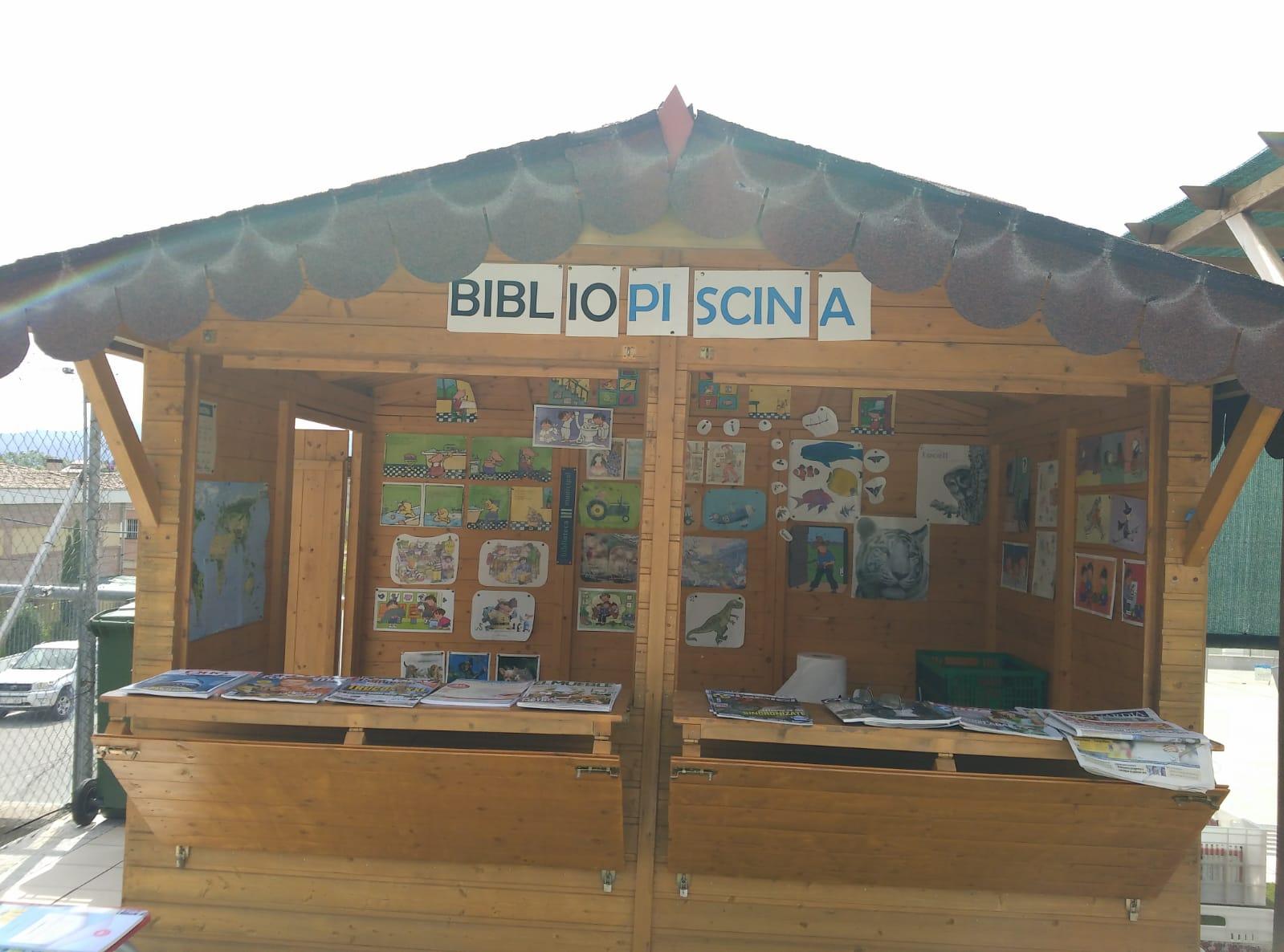 bibliopiscina