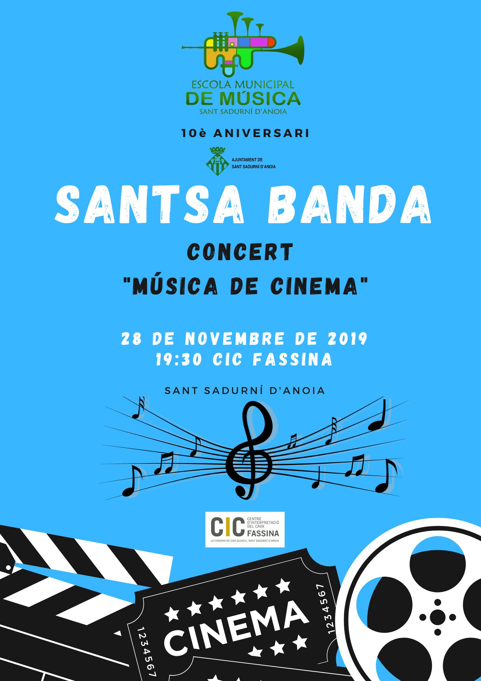 Concert SantSa Banda