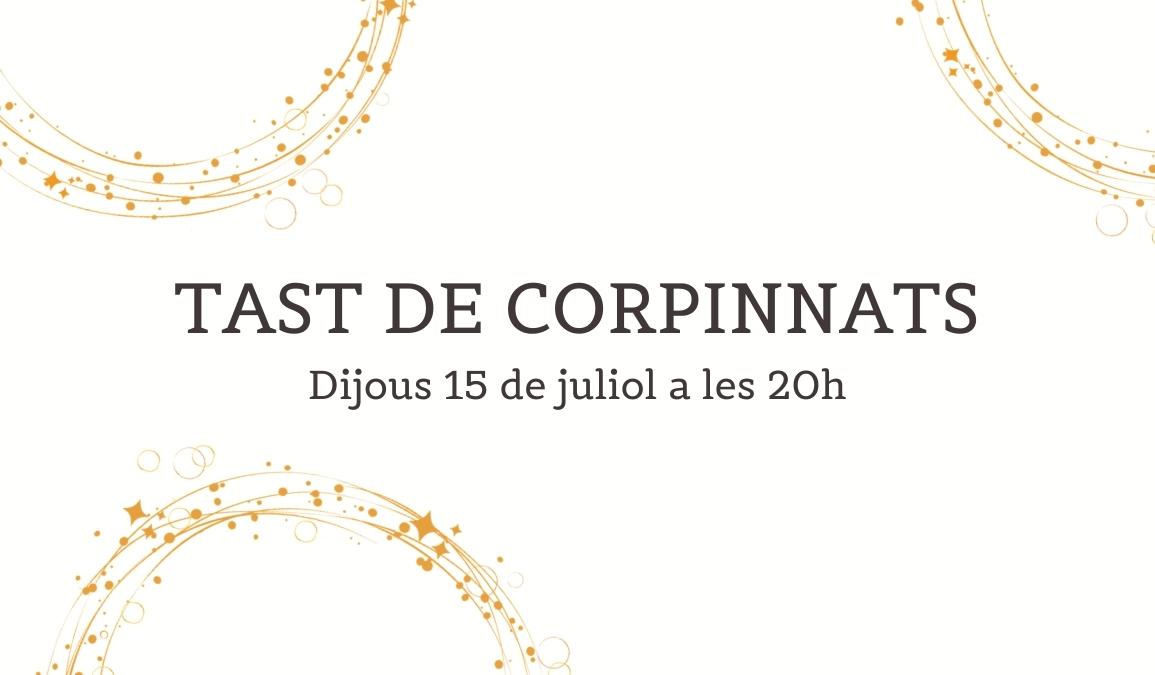 Corpinnat_tastos